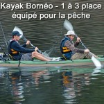 kayak triplace boneo
